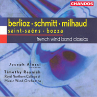 Produktbilde for French Wind Band Classics (CD)