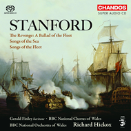 Produktbilde for Stanford: Songs of the Sea; The Revenge; Songs of the Fleet (SACD)