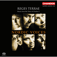 Produktbilde for Reges Terrae: Music From The Time Of Charles V (SACD)