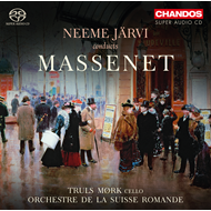 Produktbilde for Massenet: Järvi Conducts (CD)