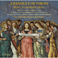 Produktbilde for A Banquet Of Voices: Music For Multiple Choirs (CD)