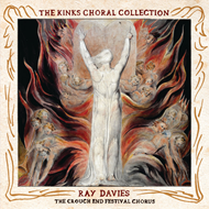 Produktbilde for The Kinks Choral Collection (USA-import) (CD)