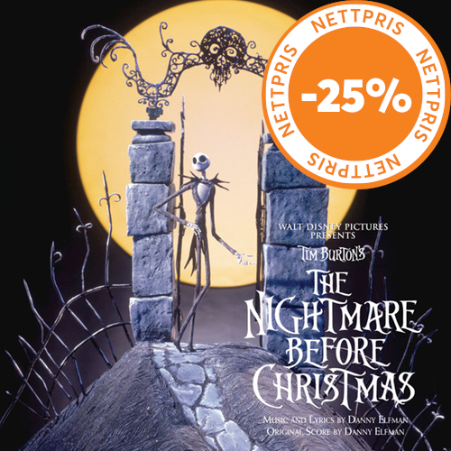 The Nightmare Before Christmas - Special Edition (USA-import) (2CD)