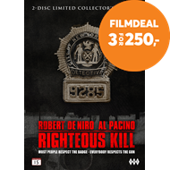 Produktbilde for Righteous Kill - Special Edition (DVD)