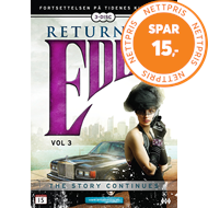 Produktbilde for Return To Eden - The Story Continues - Del 3 (DVD)