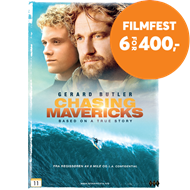 Produktbilde for Chasing Mavericks (DVD)