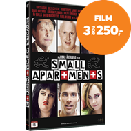 Produktbilde for Small Apartments (DVD)
