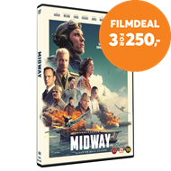 Produktbilde for Midway (2019) (DVD)