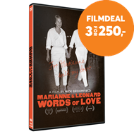Produktbilde for Marianne And Leonard - Words Of Love (DVD)