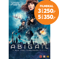 Produktbilde for Abigail (DVD)