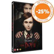 Produktbilde for Brahm's - The Boy 2 (DVD)