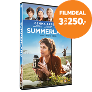 Produktbilde for Summerland (DVD)
