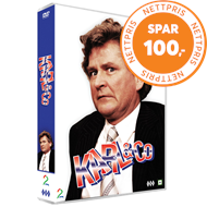 Produktbilde for Karl & Co. - Den Komplette Serien (DVD)
