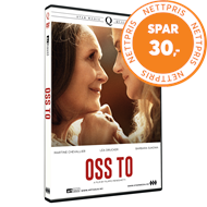 Produktbilde for Oss To (DVD)