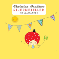 Produktbilde for Stjerneteller - Gullamanter (CD)
