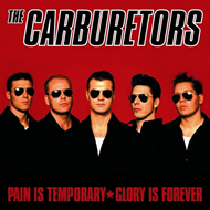 Produktbilde for Pain Is Temporary, Glory Is Forever (CD)