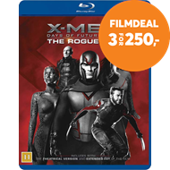 Produktbilde for X-Men - Days Of Future Past - The Rogue Cut (BLU-RAY)