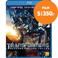 Produktbilde for Transformers 2 - Revenge Of The Fallen (BLU-RAY)