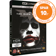 Produktbilde for Batman - The Dark Knight (4K Ultra HD + Blu-ray)