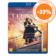 Produktbilde for Titanic (BLU-RAY)