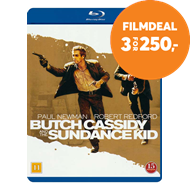 Produktbilde for Butch Cassidy And The Sundance Kid (BLU-RAY)