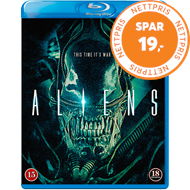 Produktbilde for Aliens (BLU-RAY)