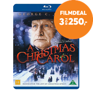 Produktbilde for Charles Dickens' A Christmas Carol (1984) (BLU-RAY)