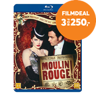 Produktbilde for Moulin Rouge (BLU-RAY)