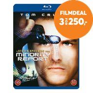 Produktbilde for Minority Report (BLU-RAY)
