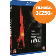 Produktbilde for From Hell (BLU-RAY)