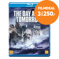 Produktbilde for The Day After Tomorrow (BLU-RAY)