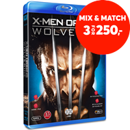Produktbilde for X-Men Origins: Wolverine (BLU-RAY)