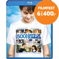 Produktbilde for (500) Days Of Summer (BLU-RAY)