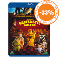 Produktbilde for Den Fantastiske Mikkel Rev (BLU-RAY)