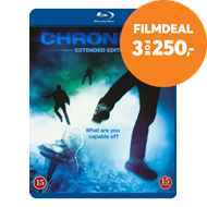 Produktbilde for Chronicle (Blu-ray + DVD)