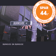 Produktbilde for Burnside On Burnside - Live (CD)