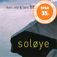 Produktbilde for Soløye (CD)