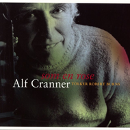Produktbilde for Som En Rose - Alf Cranner Tolker Robert Burns (CD)