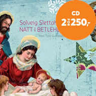 Produktbilde for Natt I Betlehem (CD)