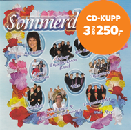 Produktbilde for Sommerdansen 2 (CD)