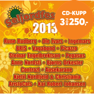 Produktbilde for Dansefestivalen Seljord 2013 (CD)