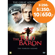 Produktbilde for The Red Baron (DVD)