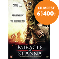 Produktbilde for Miracle At St. Anna (DVD)