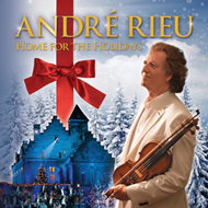 Produktbilde for André Rieu - Home For The Holidays (USA-import) (CD)