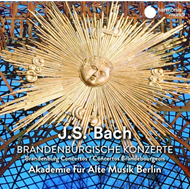 Produktbilde for Bach: Brandenburg Concertos Nos.1 & 6 (2cD) (2CD)