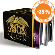 Produktbilde for Queen 40 - Deluxe Editions Box Set (USA-import) (10CD)