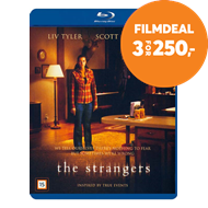Produktbilde for The Strangers (BLU-RAY)