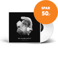 Produktbilde for Jærtegn - Limited Edition (VINYL - Solid White)