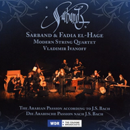 Produktbilde for Sarband - The Arabian Passion According To J.S. Bach (CD)