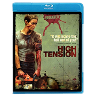 Produktbilde for High Tension (BLU-RAY)